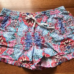 Gap linen/cotton blend shorts